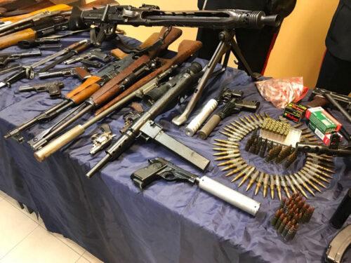 OP. ARMA CUNCTIS: BRUZZESE VINCENZO, BORGESE FRANCESCO